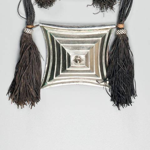 Tuareg Cache Coran, Niger length 4 1/4 (10.8cm)