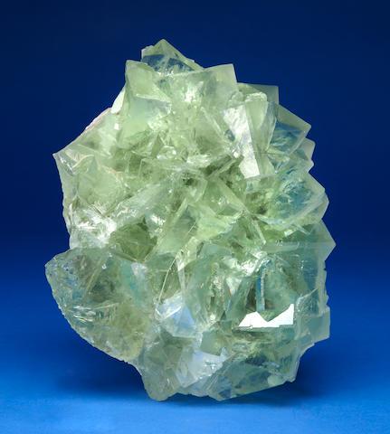Dramatic Green Fluorite