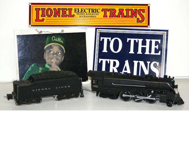 1930's era Lionel 226e with Tender