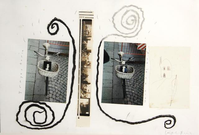 Juan Leal-Ruiz (Colombian, born 1965) Untitled, 1995; Untitled, 1995 (2) each 13 x 19in