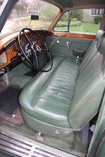 1961 Rolls-Royce Silver Cloud II Sedan  Chassis no. LSPA310