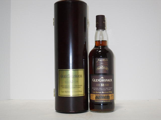 Glendronach 1971- 33 years old (1)