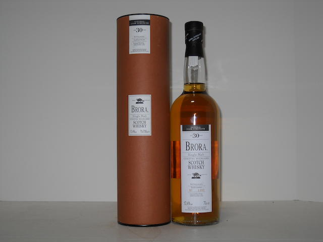 Brora 30 years old (1)