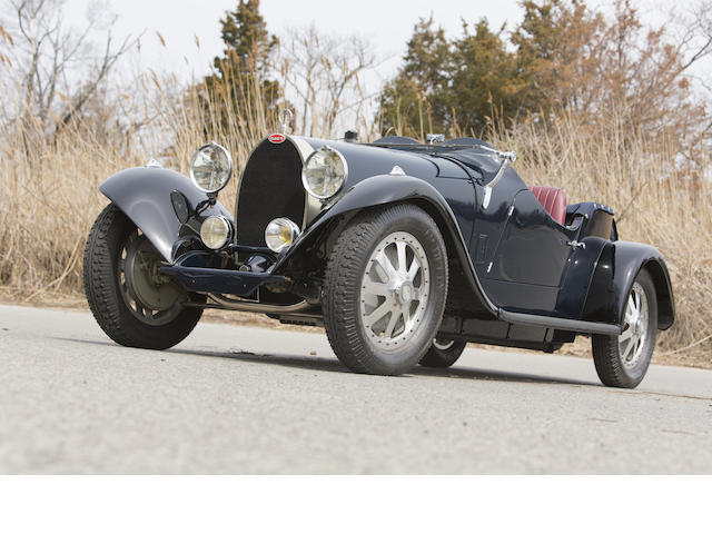 The ex-Ralph Eades, Richard C. Adams,,1930 Bugatti Type 43 Supercharged Sports 2/4 Seater   Chassis no. 43286 Engine no. 133