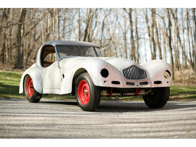 1950/51 Allard K2 Coupe  Chassis no. 774