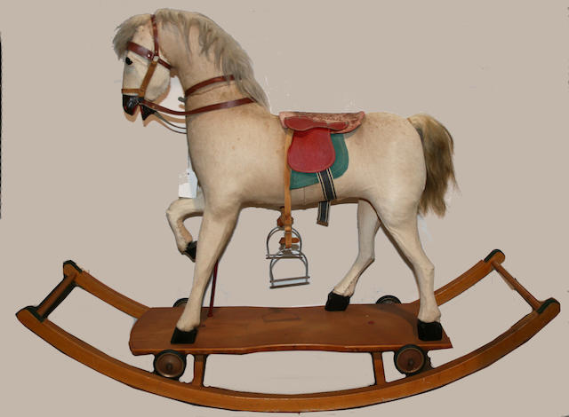 20th Century Child's Rocking Horse