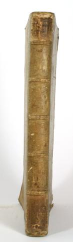 BENZ, JOHANN. Thesaurus elocutionis oratoriae Grecolatinus Novus. Basil: E. Episcopius, 1581.