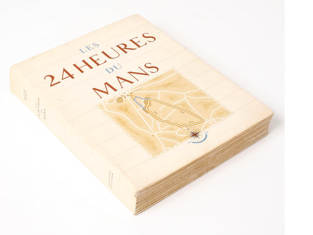 A 1949 Le Mans 24 Hours by Roger Labric and Geo Ham,