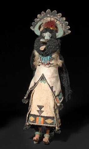 A Zuni kachina doll