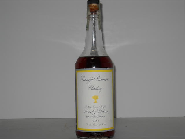 Straight Bourbon Whiskey (1)