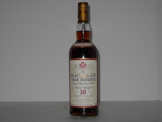 Macallan Gran Reserva 1979