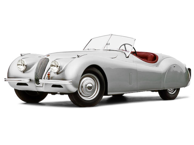 Concours prize winning,1952 Jaguar XK120 OTS  Chassis no. 671555 Engine no. W3656-8