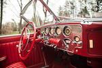 1936 Cord 812 Phaeton  Chassis no. 1206H Engine no. FB2866