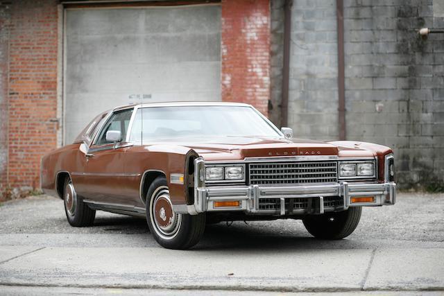 1978 Cadillac Eldorado Biarritz  Chassis no. 6L4758U124591