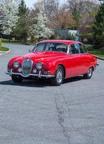 1965 Jaguar  3.8S Coupe  Chassis no. P1B77094BW Engine no. LB7587-9