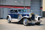 1930 Rolls-Royce  Phantom I Newmarket  Chassis no. S126 PR Engine no. 30260