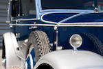 1930 Rolls-Royce Phantom 1 Newmarket All Weather Phaeton  Chassis no. S126PR Engine no. 30260