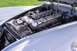 1953 Jaguar XK120 Fixed Head Coupe  Chassis no. 680162 Engine no. W6236-8