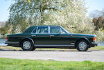 1987 Bentley Eight Sedan  Chassis no. SCBZE02A6HCX21337