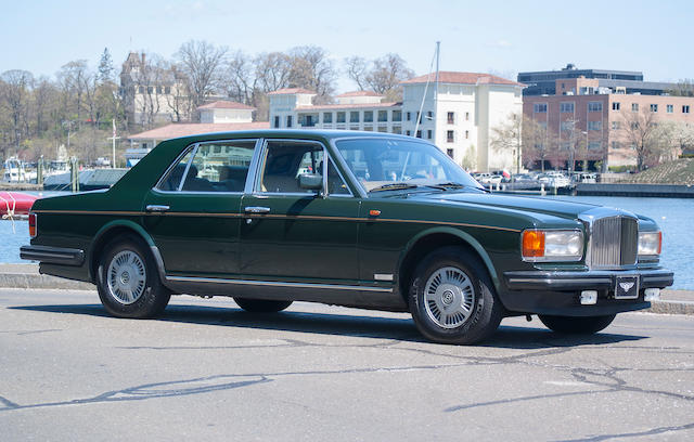 1988 Bentley Mulsanne  Chassis no. SCBZS02B2JCX23898