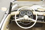 1960 Mercedes-Benz 190SL Convertible  Chassis no. 12104210017584