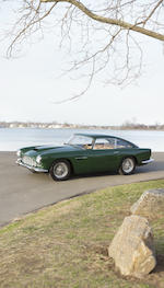 1961 Aston Martin DB4 Saloon  Chassis no. DB4/664/L Engine no. 370/669
