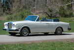 1974 Bentley Corniche Convertible  Chassis no. DRC17570