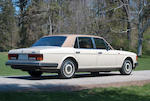1980 Rolls-Royce Silver Spur  Chassis no. SCAZN02A7JCX22801