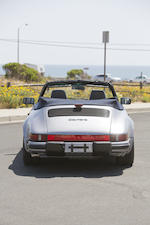 1989 Porsche 911 3.2 Carrera Cabriolet  Chassis no. WP0EB0916KS170270 Engine no. 64K00734