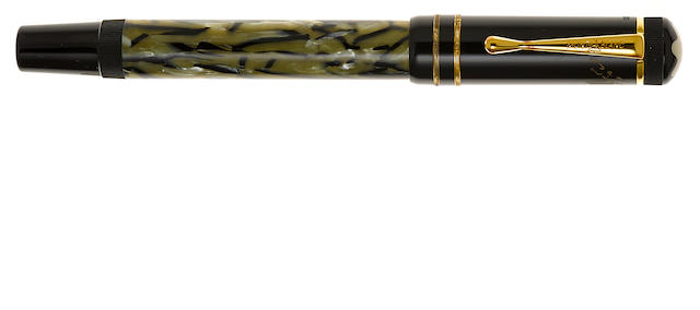 MONTBLANC: Oscar Wilde Limited Edition Writers Series Fountain Pen **2013**