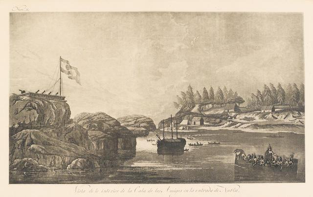 ESPINOSA Y TELLO, JOSEF. 1763-1815.