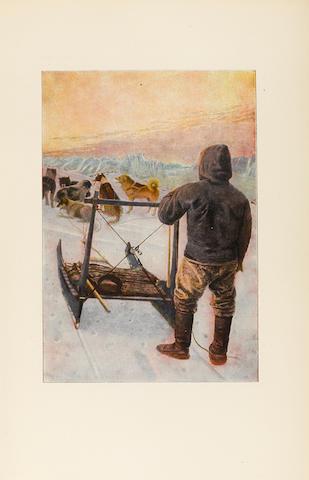 RASMUSSEN, KNUD. 1879-1933. 1. Eskimo Folk-Tales. Gyldendal: 1921.