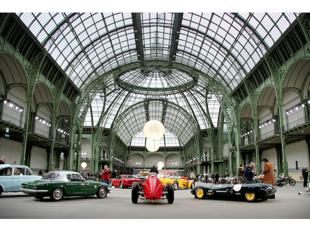 Bonhams at the Grand Palais, 2013