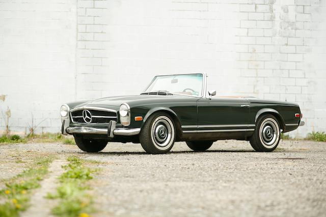 1967 Mercedes-Benz 250SL   Chassis no. 11304312003235