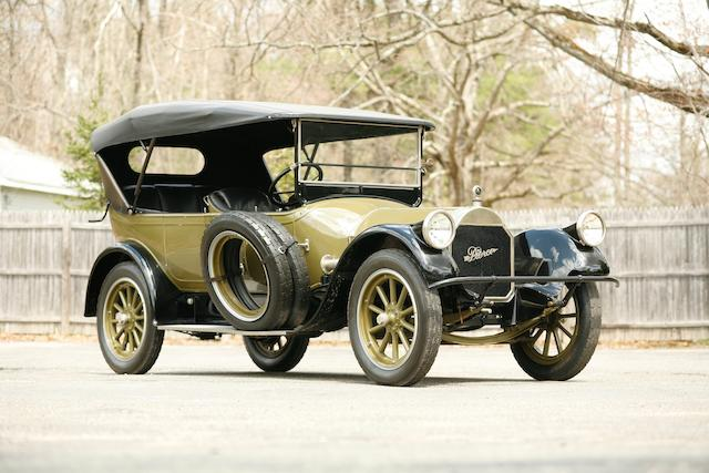 1919 Pierce-Arrow Model 31 7-Passenger Touring