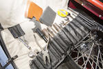 1958 Jaguar XK150 FHC  Chassis no. S834923BW Engine no. V2326-8