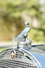 Same ownership since 1968,1930 Packard Model 7-33 Rumble-Seat Coupe  Chassis no. 300771 Engine no. 300771