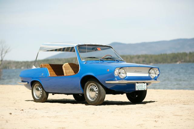 1969 Michelotti Shellette Beach Car  Chassis no. 100GB 1231722 Engine no. 100GB000