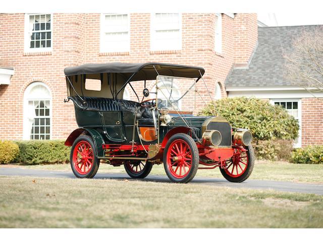 1905 George N. Pierce Great Arrow 28/32 Roi Des Belges  Chassis no. 1268 Engine no. 1268