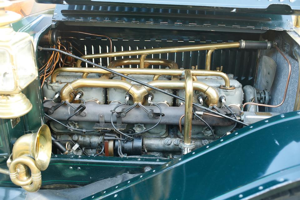 Ex-Swigart Museum Collection,1911 Winton 17b Five-Passenger Touring  Chassis no. 10918 Engine no. 10918