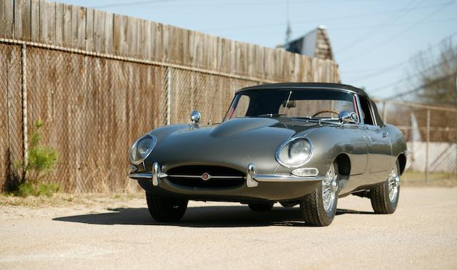 1967 Jaguar  XKE Series 1 Open Two-Seater  Chassis no. 1E11727 Engine no. 7E6229-9