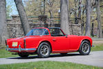 "1963 Triumph TR4 ""Surrey Top""  Chassis no. CT21834L0"