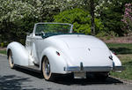 1936 Cadillac Series 60 Roadster