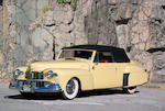 1948 Lincoln Continental Convertible   Chassis no. 8H 181 242