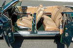 1967 Lincoln Continental Convertible  Chassis no. 7Y86G819355