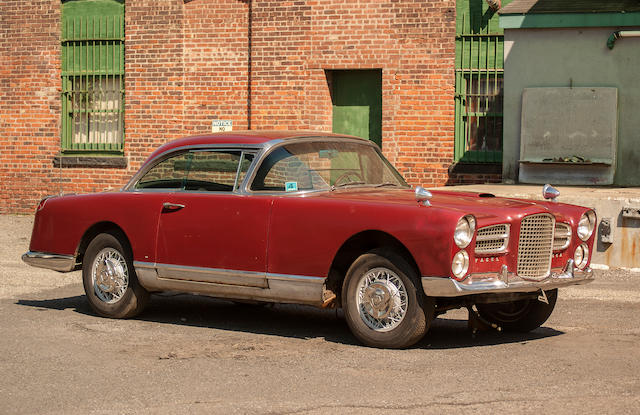 1958 Facel Vega FVS Coupe