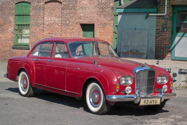 1962 Bentley Continental Flying Spur