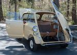 1960 BMW 600 2-door Limo  Chassis no. 133279