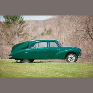 1947 Tatra T87 Sedan  Chassis no. 69324 Engine no. 222233