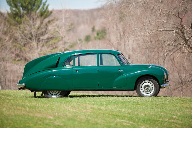 1947 Tatra T87 Sedan  Chassis no. 69324 Engine no. 222233